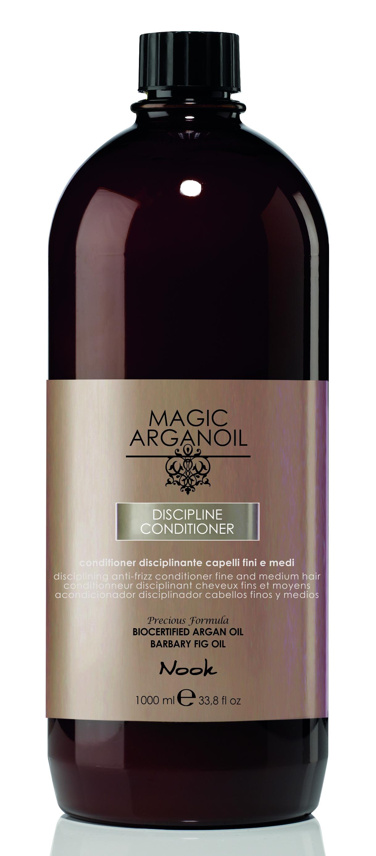 Купить NOOK Кондиционер для ухода за тонкими и непослушными волосами / Disciplining Conditioner hair anti-frizz MAGIC ARGANOIL 1000 мл