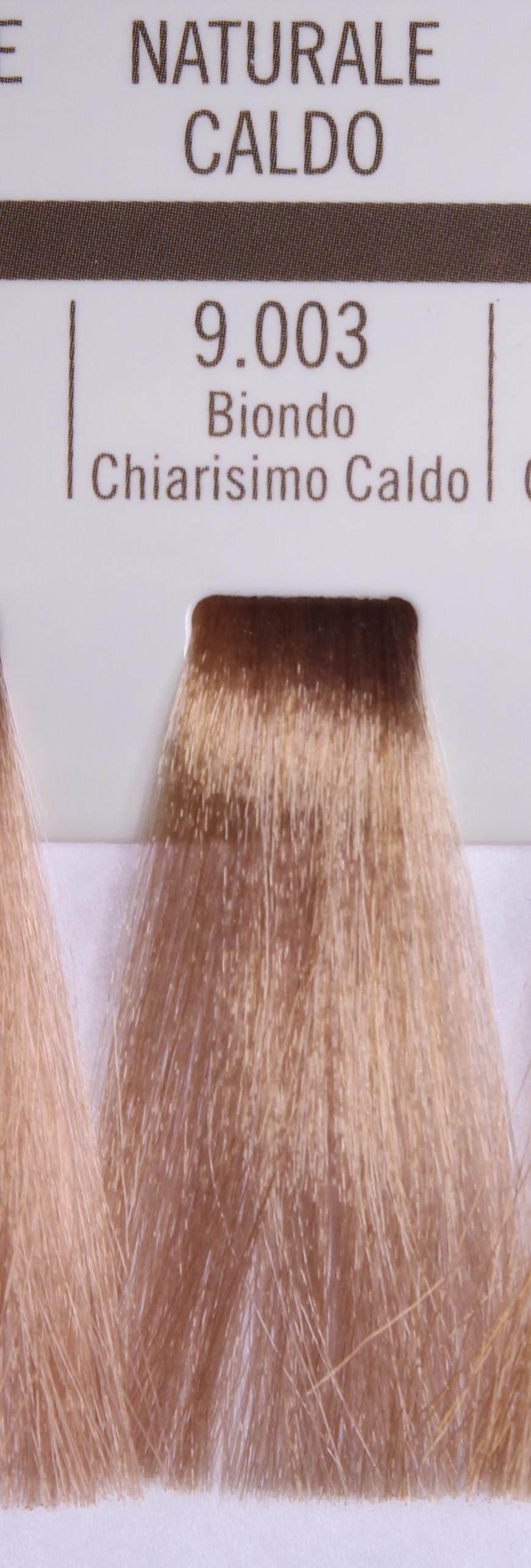 BAREX 9.003 краска для волос / PERMESSE 100мл