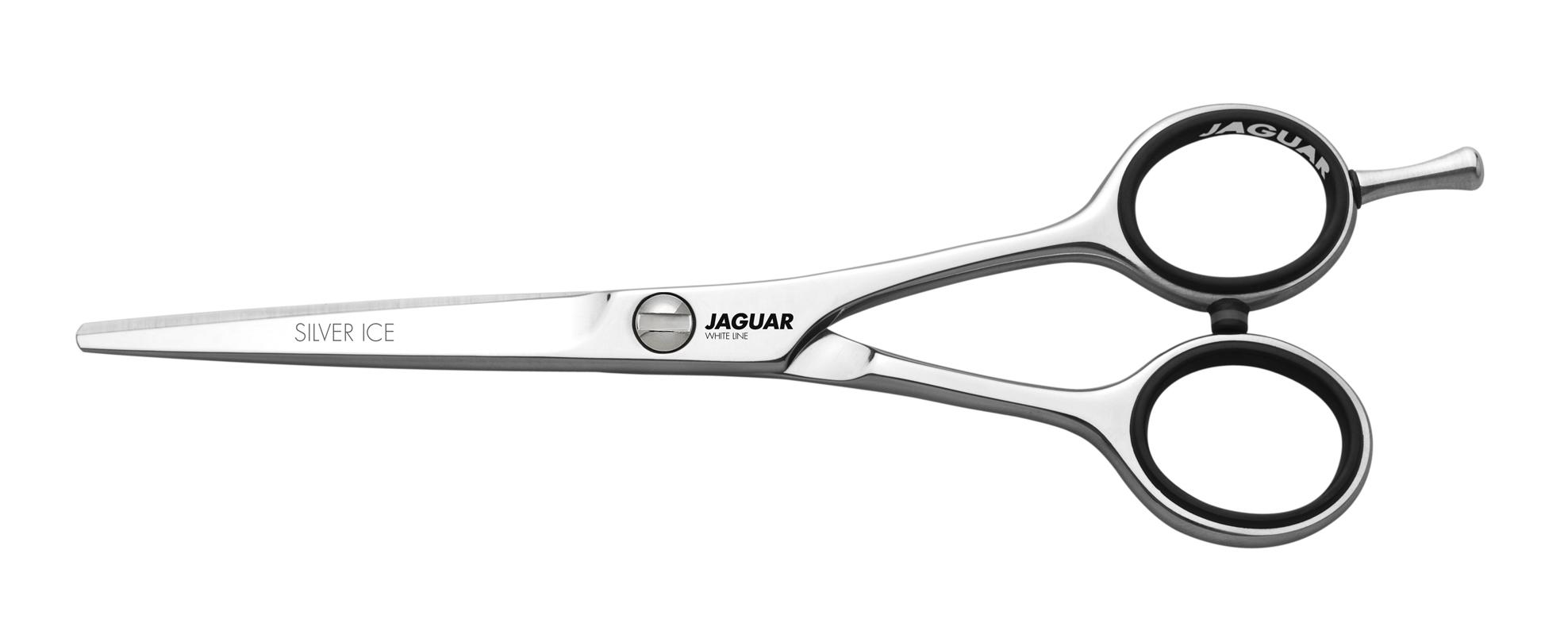 JAGUAR Ножницы Jaguar Silver Ice 7'(18cm)WL от Галерея Косметики