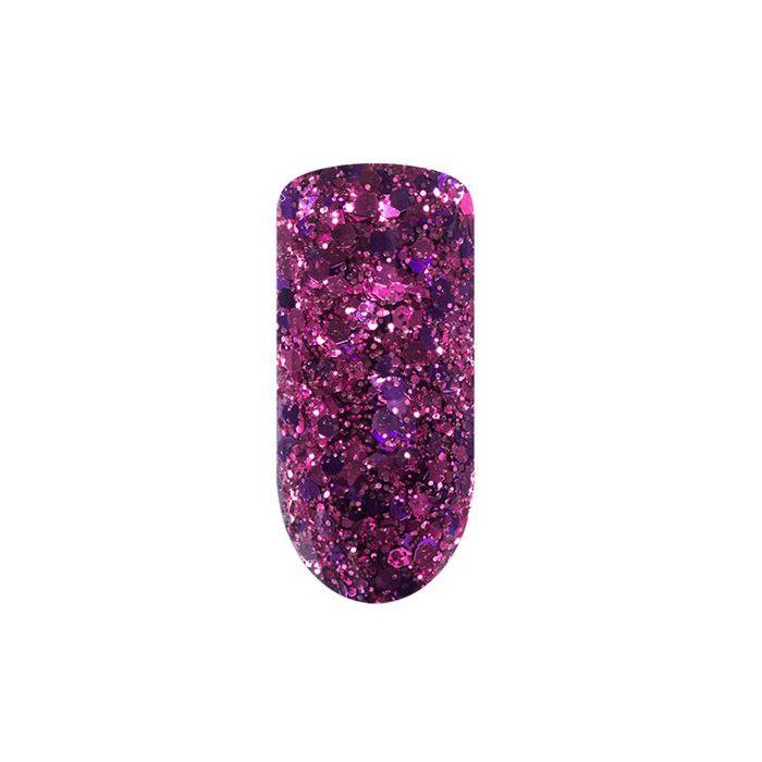 Купить IRISK PROFESSIONAL 67 гель-лак для ногтей / IRISK Glossy Platinum, 5 мл, Розовые