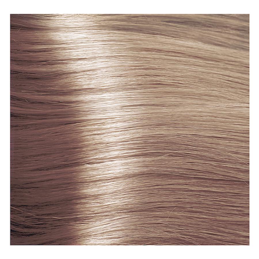 KAPOUS 923 краска для волос / Professional coloring 100млКраски<br>Оттенок Специальный блонд 923 Суперосветляющий перламутрово-бежевый блонд. Стойкая крем-краска для перманентного окрашивания и для интенсивного косметического тонирования волос, содержащая натуральные компоненты. Активные ингредиенты, основанные на растительных экстрактах, позволяют достигать желаемого при окрашивании натуральных, уже окрашенных или седых волос. Благодаря входящей в состав крем краски сбалансированной ухаживающей системы, в процессе окрашивания волосы получают бережный восстанавливающий уход. Представлена насыщенной и яркой палитрой, содержащей 106 оттенков, включая 6 усилителей цвета. Сбалансированная система компонентов и комбинация косметических масел предотвращают обезвоживание волос при окрашивании, что позволяет сохранить цвет и натуральный блеск на долгое время. Крем-краска окрашивает волосы, бережно воздействуя на структуру, придавая им роскошный блеск и натуральный вид. Надежно и равномерно окрашивает седые волосы. Разводится с Cremoxon Kapous 3%, 6%, 9% в соотношении 1:1,5. Способ применения: подробную инструкцию по применению см. на обороте коробки с краской. ВНИМАНИЕ! Применение крем-краски  Kapous  невозможно без проявляющего крем-оксида  Cremoxon Kapous . Краски отличаются высокой экономичностью при смешивании в пропорции 1 часть крем-краски и 1,5 части крем-оксида. ВАЖНО! Оттенки представленные на нашем сайте являются фотографиями цветовой палитры KAPOUS Professional, которые из-за различных настроек мониторов могут не передать всю глубину и насыщенность цвета. Для того чтобы результат окрашивания KAPOUS Professional вас не разочаровал, обращайте внимание на описание цвета, не забудьте правильно подобрать оксидант Cremoxon Kapous и перед началом работы внимательно ознакомьтесь с инструкцией.<br><br>Цвет: Блонд<br>Класс косметики: Косметическая