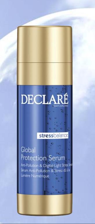 DECLARE Средство-антистресс двухфазное защитное комплексного действия / Global Protection Serum 2*20 мл