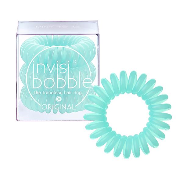 INVISIBOBBLE Резинка-браслет для волос / ORIGINAL Mint to Be -  Резинки