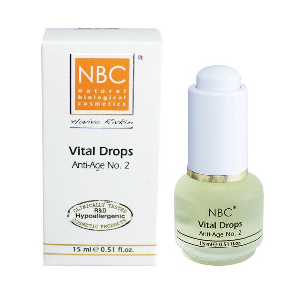 "NBC Haviva Rivkin �������� ������������� �2 ""����� �����"" / Vital Drops (anti age � 2) 15��"