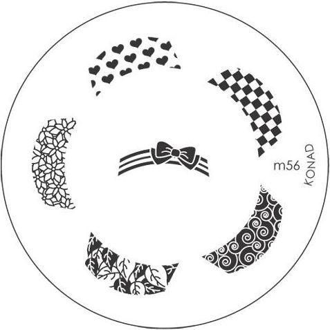 KONAD ����� �������� (���� � ���������) / image plate M56 10��