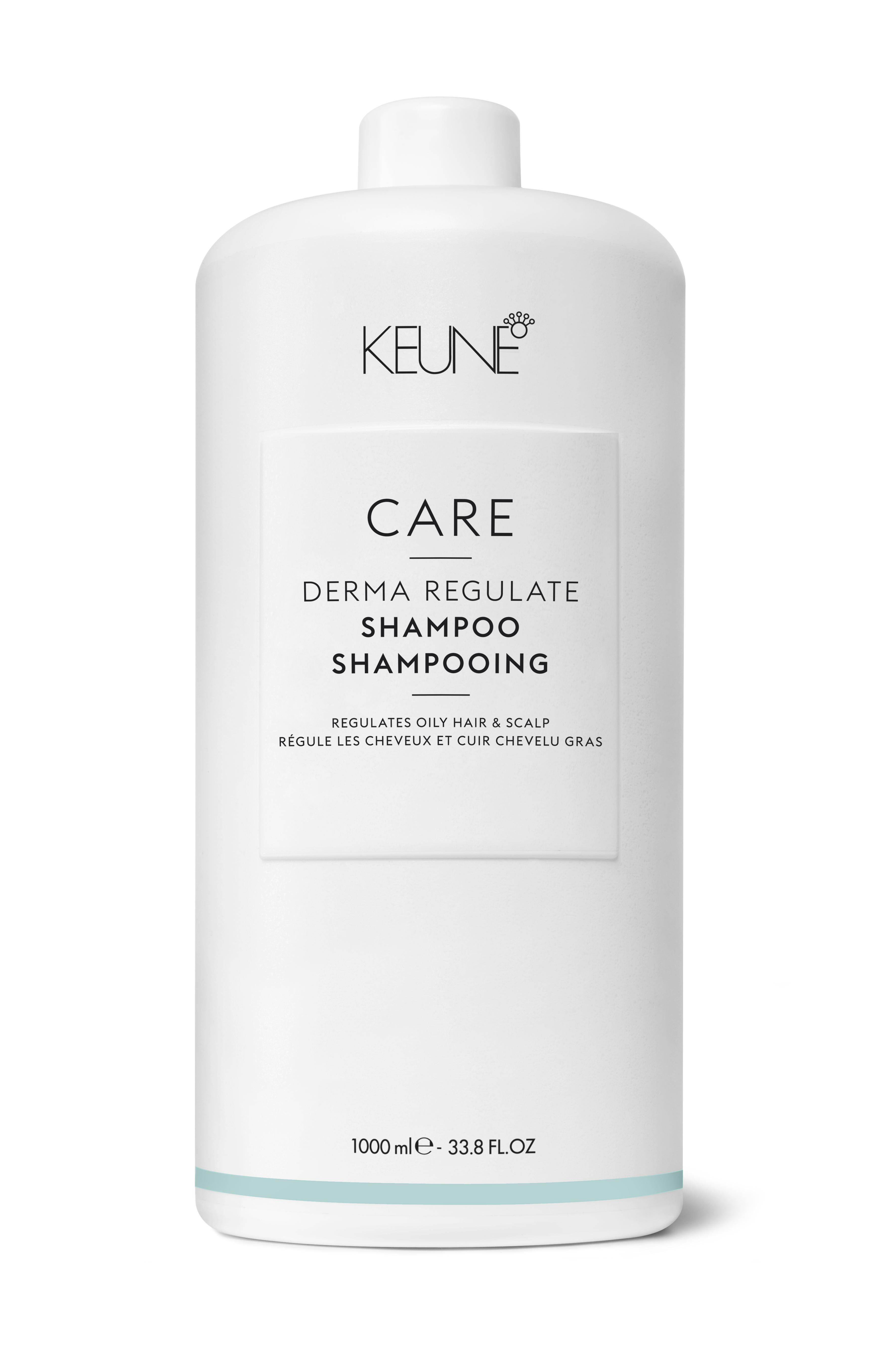 KEUNE Шампунь себорегулирующий / CARE Derma Regulate Shampoo 1000мл keune кондиционер восстановление keune repair conditioner