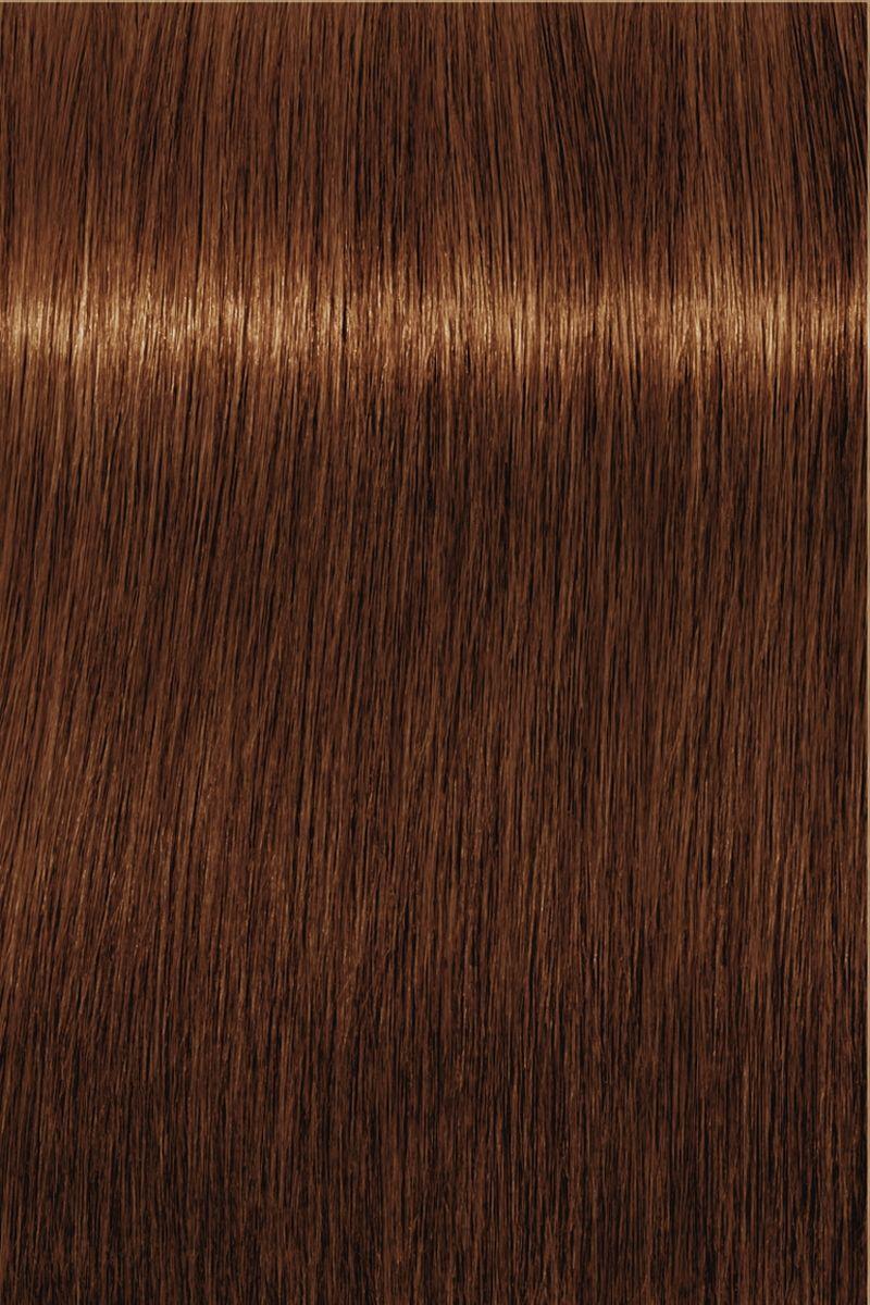 Купить INDOLA 6.48 краситель перманентный, темный русый медный шоколадный / RED&FASHION 60 мл