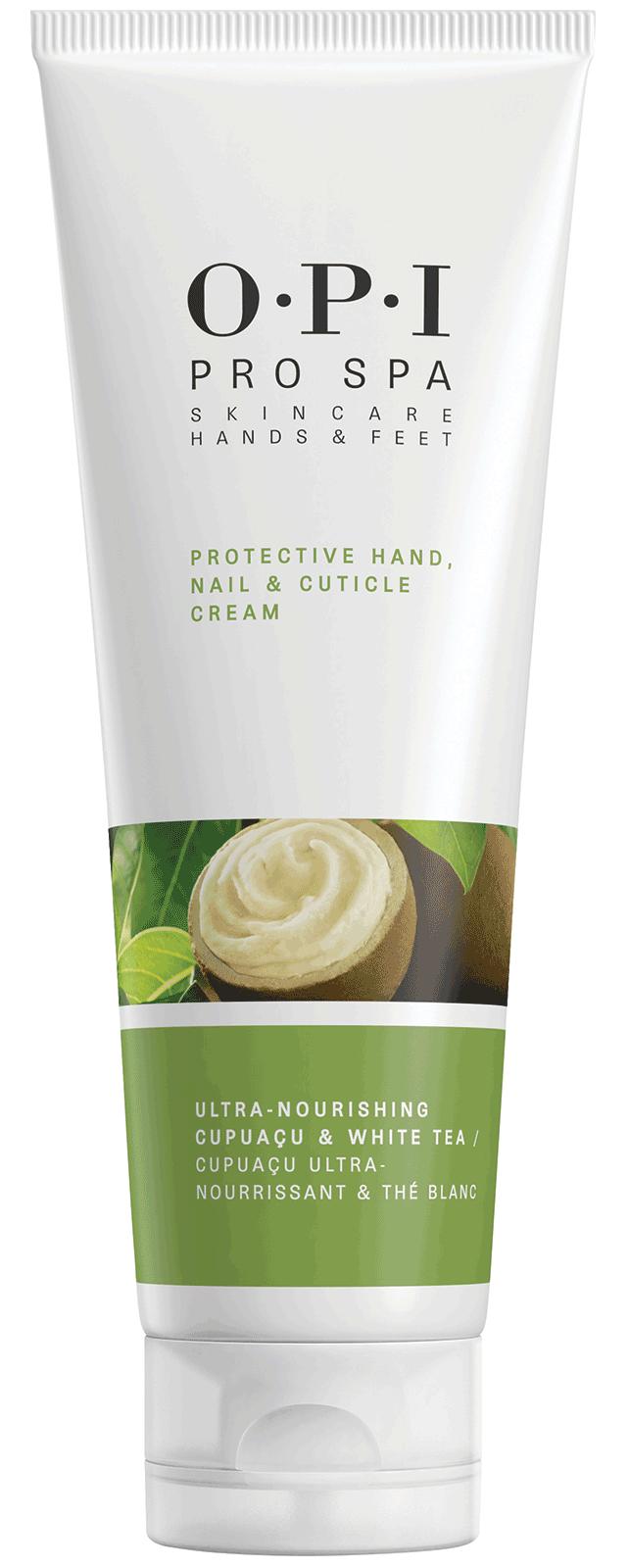 OPI Крем защитный для рук, ногтей и кутикулы / PRO SPA 118мл opi лосьон для рук и тела opi avoplex moisture replenishing lotion av711 30 мл