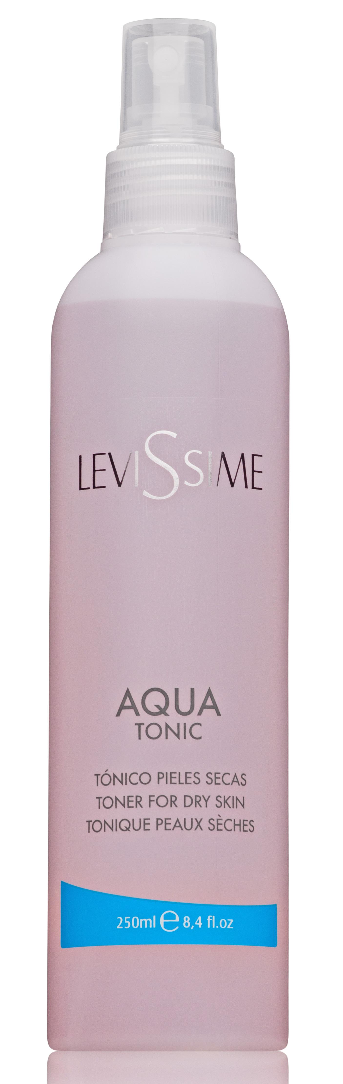 LEVISSIME Тоник увлажняющий / Aqua Tonic 250 мл - Тоники