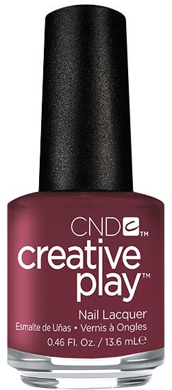 Купить со скидкой CND 416 лак для ногтей / Currantly Single Creative Play 13,6 мл