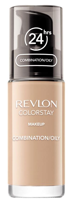 REVLON Крем тональный для комбинированной и жирной кожи 150 / Colorstay Makeup For Combination-Oily Skin Buff 30 мл - Тональные основы