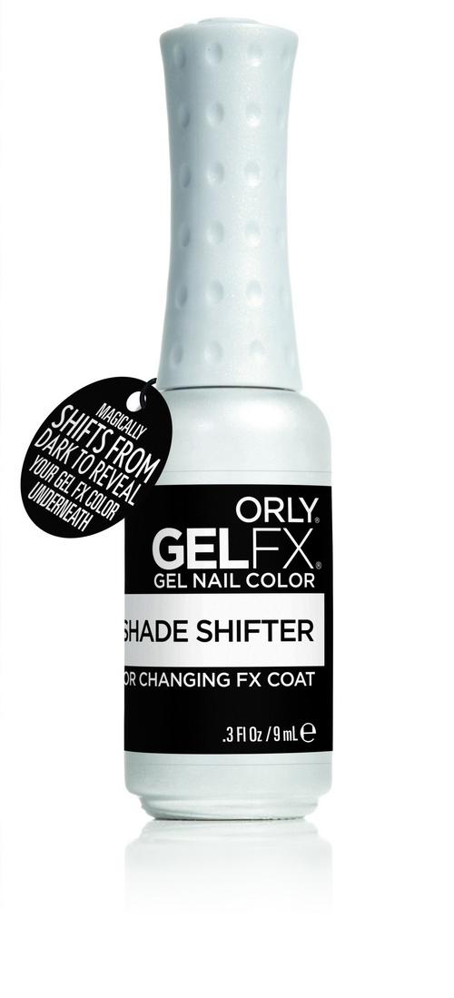 ORLY Гель-лак-термоэффект 30 SHADE SHIFTER / GEL FX 9мл гель лак для ногтей orly gel fx 021 цвет 021 pink blue chrome variant hex name 765359
