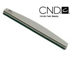 CND Пилка моющаяся для полировки ногтей Glossing Buffer BoardПилки для ногтей<br>Баф на мягкой основе для придания объема и гладкой поверхности. Принимает форму ногтя, исключая образование граней на поверхности. Служит намного дольше аналогичных бафов. Благодаря пенообразной основе пилка удобна в работе и более долговечна, чем обычные бафы. Может подвергаться любому виду дезинфекции.<br>