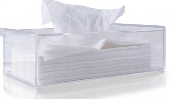 Igrobeauty диспенсер для бумажных салфеток, акрил