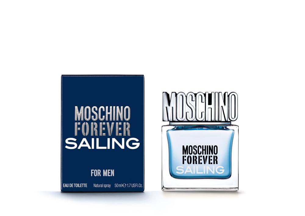 MOSCHINO Вода туалетная мужская Moschino Forever Sailing, спрей 50 мл