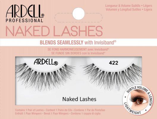ARDELL Ресницы накладные 422 / Naked Lashes