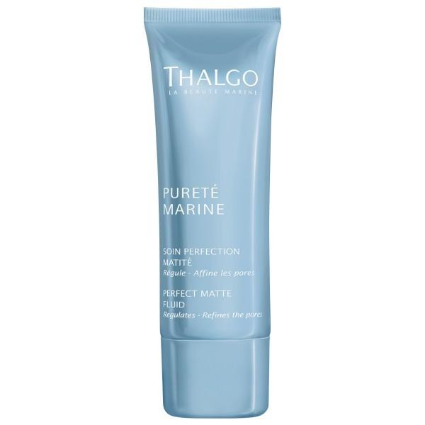 THALGO Эмульсия матирующая идеальная для лица / Perfect Matte Fluid 40 мл - Эмульсии