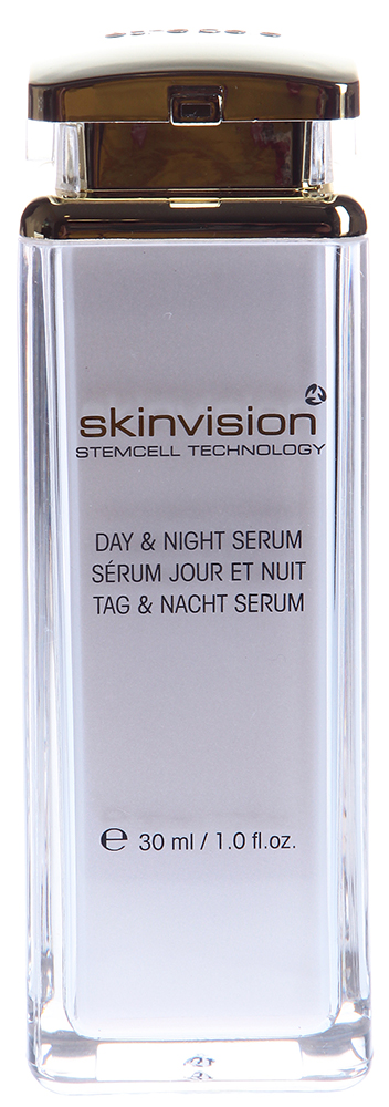 ETRE BELLE Сыворотка / SkinVision Serum 30 мл~Сыворотки<br>Концентрированная сыворотка, основанная на уникальном комплексе из трёх видов стволовых клеток - швейцарских яблок, косточек бургундского винограда и альпийской розы, является наиболее эффективным комплексом на сегодняшний день.  Сыворотка обеспечивает усиление метаболизма в клетках, таким образом стимулируются процессы регенерации, синтеза коллагена и эластина, улучшается клеточное дыхание.  Гексапептид Serilesine&amp;reg; корректирует признаки старения, улучшает адгезию и пролиферацию фибробластов, тем самым предотвращает снижение тонуса, защищает от вредного воздействия окружающей среды и обеспечивает антиоксидантную защиту. Gatuline (гексапептид-10), является миорелаксантом последнего поколения, накапливаясь в коже, он безопасно снижает мимическую активность. Инновационный нанокомплекс платины с тетрапептидами повышает регенерационную способность кожи и оказывает глубокое увлажняющее действие, тем самым замедляя процессы старения кожи. Результат - выраженный лифтинг, видимое сокращение количества и глубины морщин!  Активные ингредиенты: Масло ши, масло миндаля, экстракт Акмеллы, экстракт стволовых клеток яблони, порошок аместиста, турмалина, нефрита, жемчуга, коралла, рубина, янтаря, экстракт стволовых клеток косточек винограда, экстракт стволовых клеток розы альпийской, гексапептид-10, комплекс тетрапептида-17 с коллоидной платиной, глюкоза, лецитин, фосфолипиды, молочная кислота.  Способ применения: Наносить утром и вечером на очищенную кожу лица, шеи и декольте. Рекомендации: идеально сочетать совместно с базовыми кремами из линии skinvision: дневным (skinvision Day Cream) и ночным (skinvision Night Cream).<br><br>Вид средства для лица: Концентрированный<br>Возраст применения: После 45<br>Назначение: Морщины