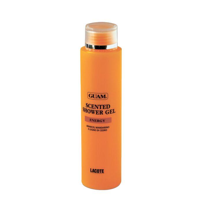 Купить GUAM Гель для душа ароматический Энергия и тонус / SCENTED 200 мл