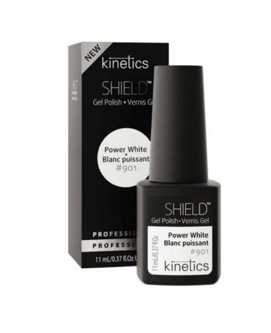 KINETICS Гель-краска экстрабелая (901) / SHIELD Power White 11 мл