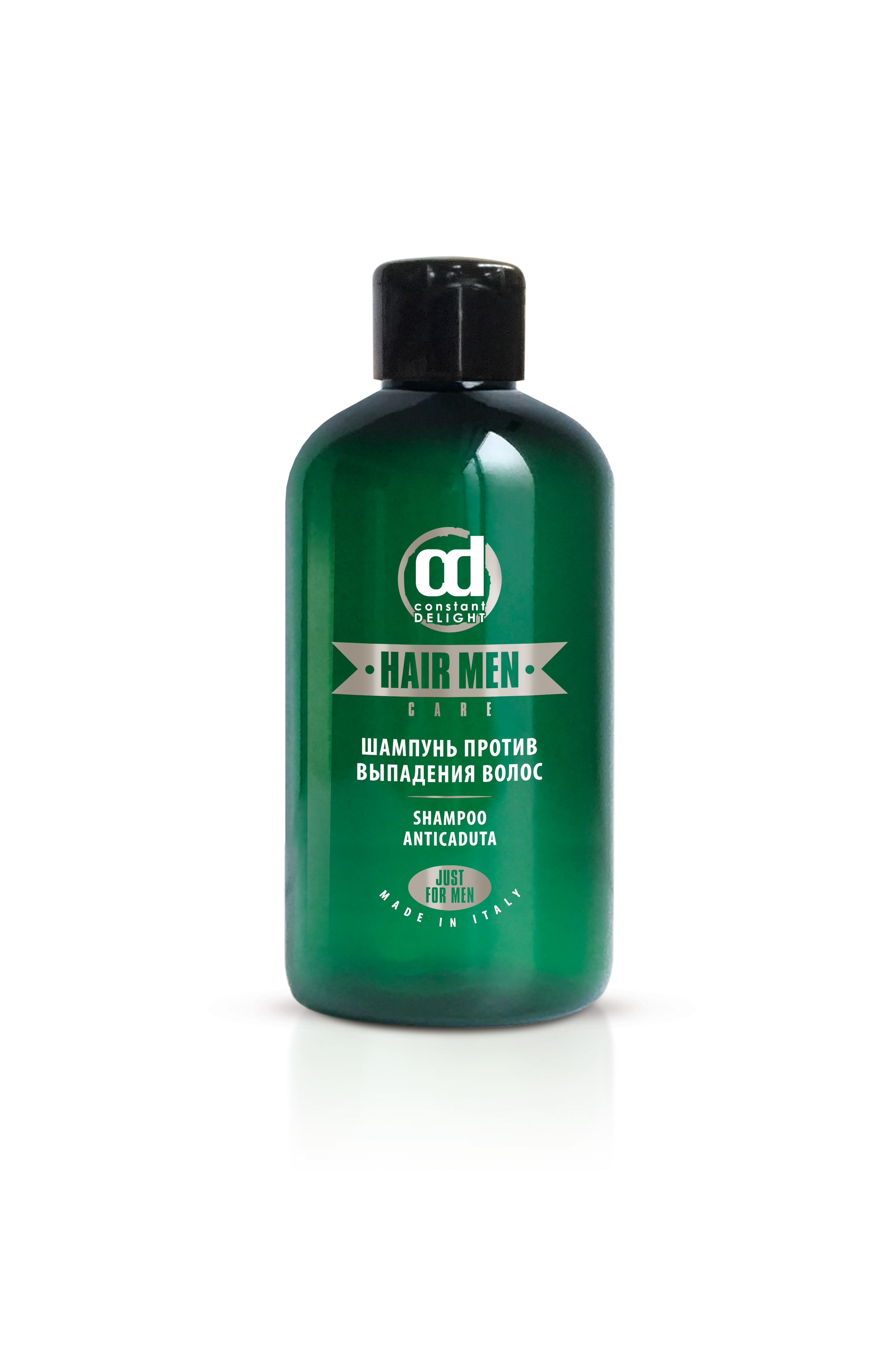 CONSTANT DELIGHT Шампунь против выпадения волос / BARBER Hair Men 250 мл