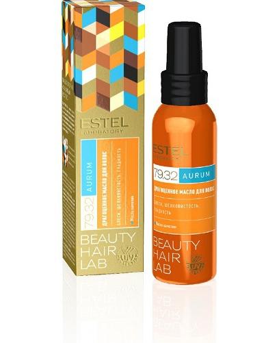 ESTEL PROFESSIONAL Масло драгоценное для волос / BEAUTY HAIR LAB AURUM 100 мл estel шампунь beauty hair lab антистресс для волос 250 мл