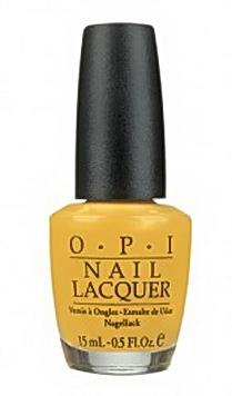 OPI Лак для ногтей / Need Sunglasses? BRIGHTS 15 мл opi покрытие верхнее быстрая сушка rapidry top coat 15 мл