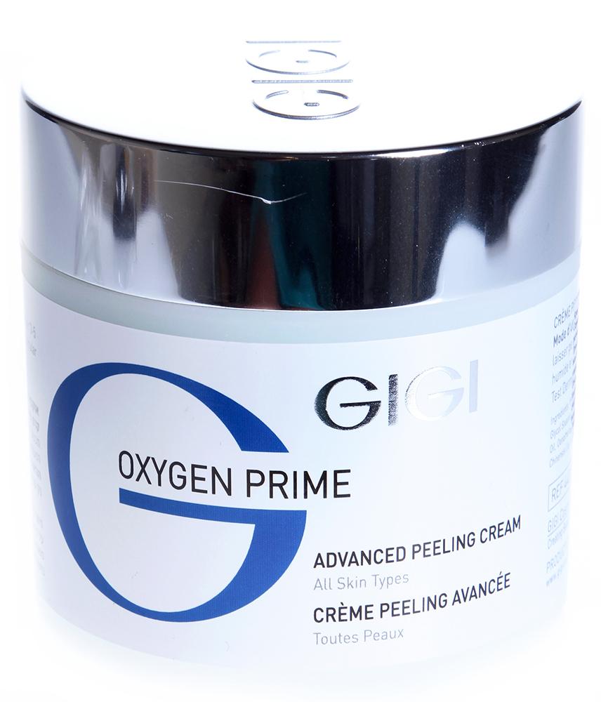 GIGI Пилинг-крем / Peeling Cream OXYGEN PRIME 250млПилинги<br>Нежной текстуры препарат одновременно является омолаживающим&amp;nbsp;пилингом и увлажняющим питательным средством. Великолепно подходит для программ anti-age терапии. Подходит для частого использования. Действие: Не нарушая, а поддерживая pH, препарат нежно отшелушивает мертвые клетки, подготавливая ее к внедрению последующих применяемых активных компонентов. Одновременно с этим, смягчая ее маслами, которые, в свою очередь, активно влияют на процессы омоложения, увлажнения и питания. Пилинг-крем оказывает антиоксидантное действие, гидратирует глубокие слои, препятствует обезвоживанию кожи. Выравнивает тон, структуру и рельеф кожного покрова лица, шеи и декольте. Активные ингредиенты: стеариновая кислота, парафин, масло семян бурачника, мочевина, витамин Е, масло виноградных косточек, масло энотеры и жожоба. Способ применения: Нанести 2-3мл пилинг-крема тонким слоем на кожу век, лица и шеи, дать впитаться. Затем смочить пальцы в теплой воде, помассировать и смыть.<br><br>Объем: 250