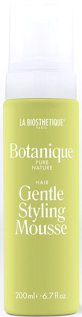 LA BIOSTHETIQUE Мусс кондиционирующий для укладки волос / Gentle Styling Mousse BOTANIQUE 200 мл
