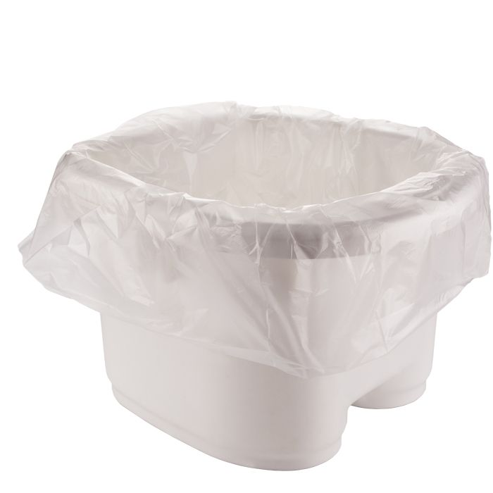 Купить DOMIX Пакет для педикюрных ванн полиэтилен 100 шт