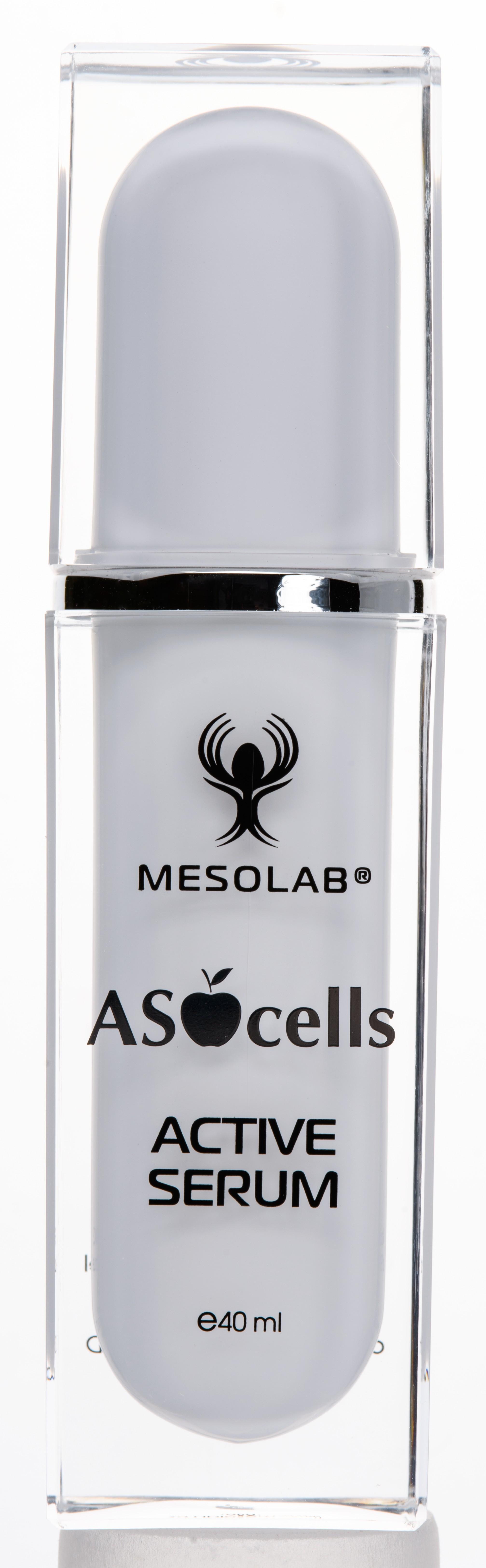MESOLAB Сыворотка активная омолаживающая / ACTIVE SERUM 40 мл -  Сыворотки