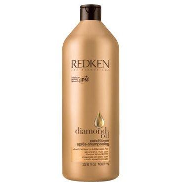 REDKEN Кондиционер для тонких волос, обогащенный маслами / DIAMOND OIL HIGH SHINE 1000 млКондиционеры<br>Шампунь обогащенный маслами для восстановления тонких волос бережно очищает и придает волосам мерцающий блеск. Придайте блеск бриллиантов тонким волосам. Система Sparkling Oil Complex питает волосы, придавая им невесомую текстуру и многогранный блеск. Технология Shine Strong Complex содержит масла кориандра, камелины и косточек абрикоса для защиты, питания и бриллиантового блеска. Инновационная система доставки питательных компонентов Interlock Protein Network (IPN) укрепляет сердце волоса, обеспечивает прогрессивный косметический эффект с каждым применением. Подходит для окрашенных волос. Активные ингредиенты: Sparkling Oil Complex, Shine Strong Complex, Interlock Protein Network (IPN). Способ применения: нанести на влажные волосы, вспенить массирующими движениями, тщательно смыть. При попадании в глаза немедленно промыть водой.<br><br>Объем: 1000 мл<br>Класс косметики: Косметическая