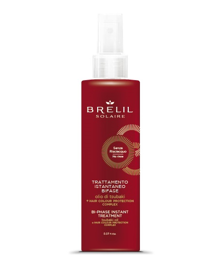 Купить BRELIL professional Спрей защитный невидимый для волос / SOLAIRE 150 мл