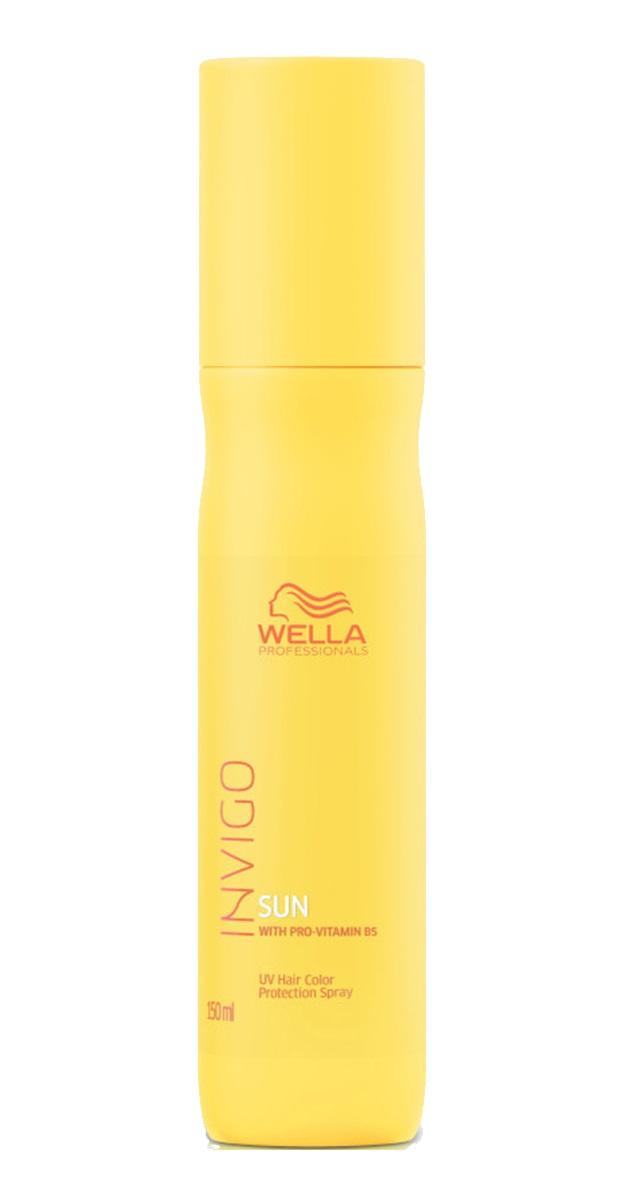 Купить WELLA Professionals Спрей для защиты окрашенных волос от уф-лучей / Wella Invigo SUN 150 мл