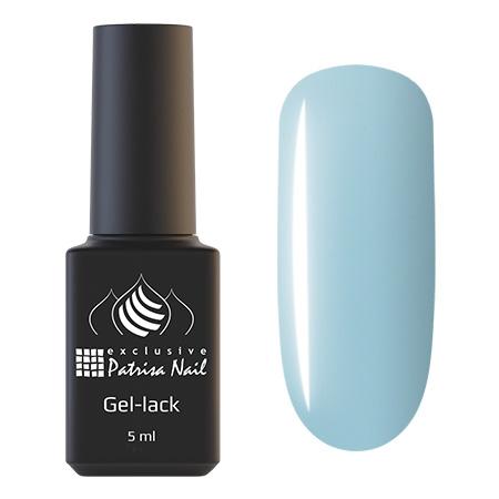 Купить PATRISA NAIL 704 гель-лак однофазный для ногтей Московская сага 5 мл, Синие