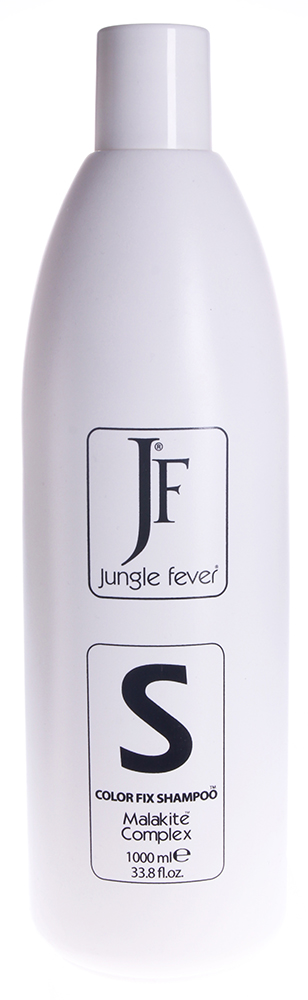 JUNGLE FEVER Шампунь для фиксации цвета / Color Fix Shampoo COLOR FIX LINE 1000мл