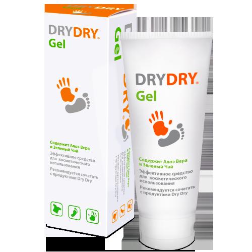 DRY DRY Средство для косметического использования / Gel 100 мл.