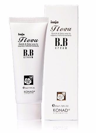 KONAD Крем ВВ для лица / iloje Flobu B.B Blemish Balm Cream 50мл