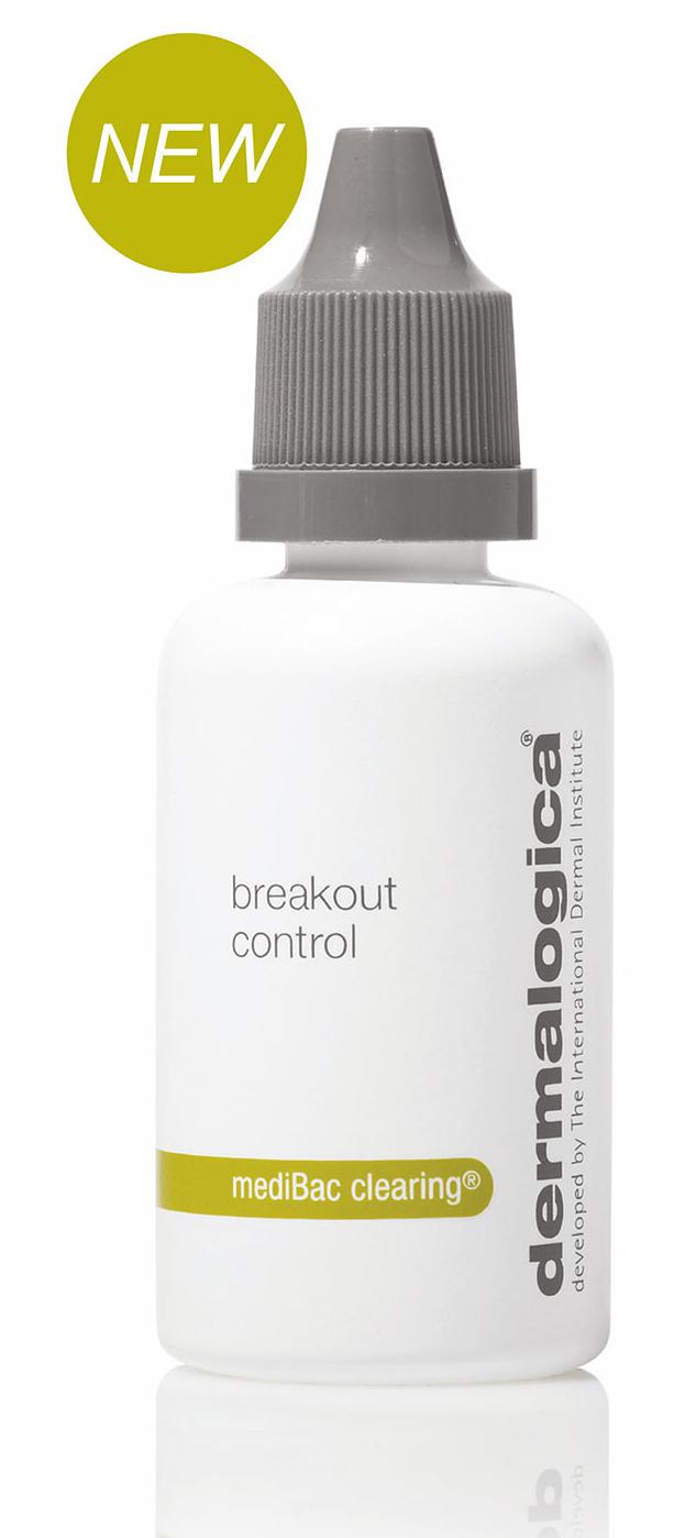 DERMALOGICA Гель-концентрат контроль над воспалениями / Breakout Control 30мл