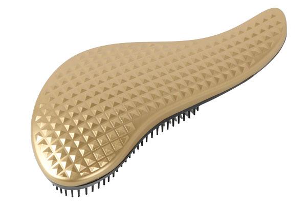 HAIRWAY Щетка Hairway Easy Combing Relief Gold массажная 17ряд.