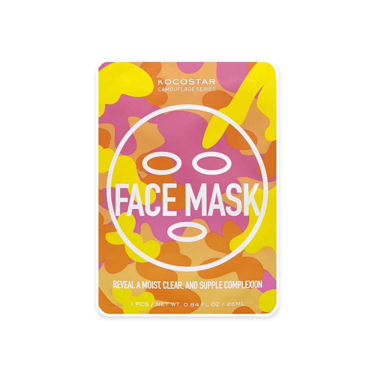 Купить KOCOSTAR Маска для лица с лифтинг эффектом / Camouflage Face Mask 25 мл