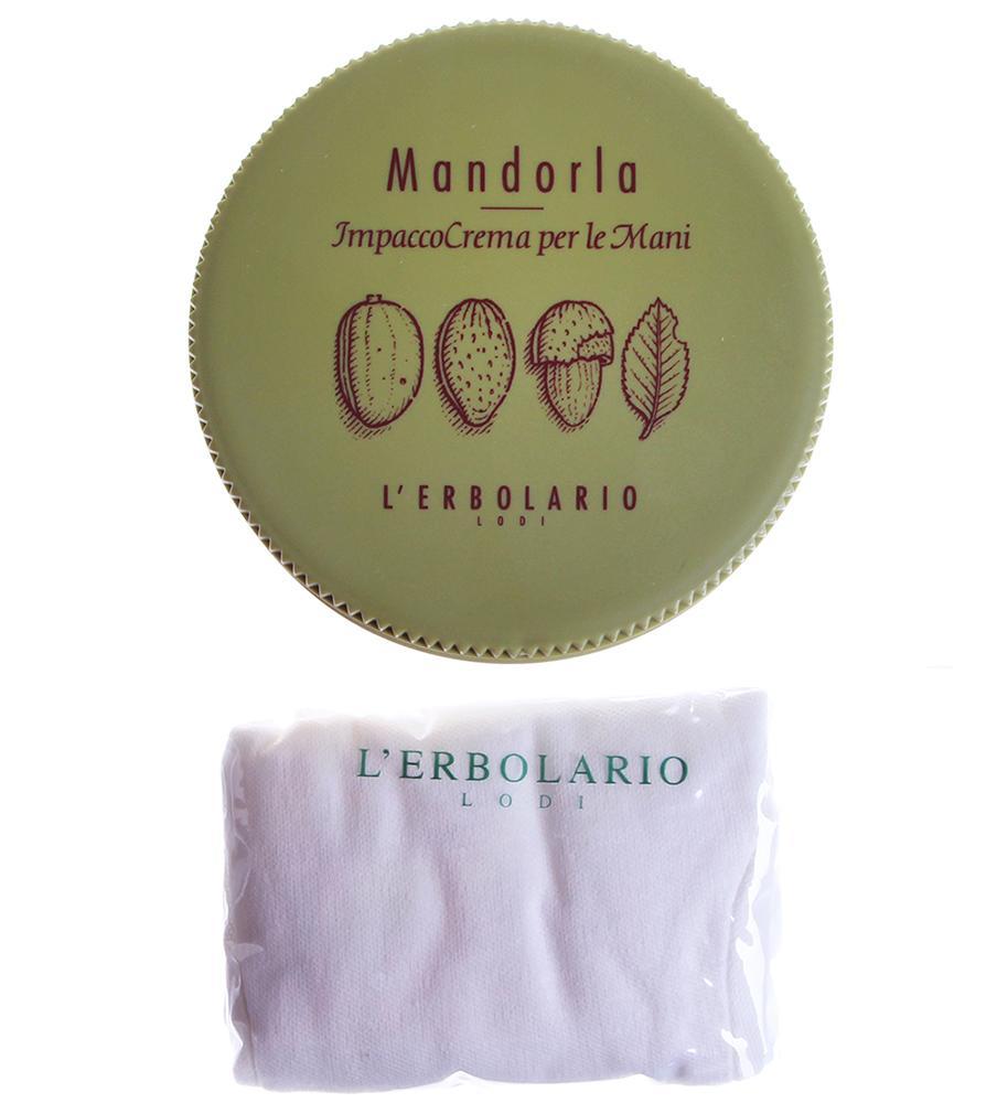 LERBOLARIO Крем-маска для рук Миндаль 200 мл