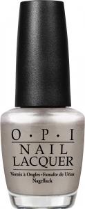 OPI Лак для ногтей NL- My Silk Tie / Fifty Shades of Grey - A 15мл~Лаки<br>My Silk Tie Мой шелковый галстук - серебристый.<br><br>Цвет: Серые