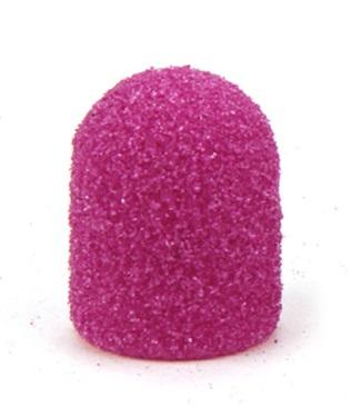 Купить ЧИСТОВЬЕ Колпачок-насадка для педикюра фиолетовый 13 мм 80 грит, 10 шт