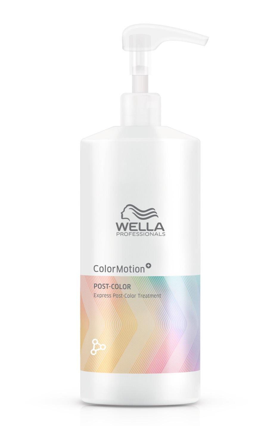 Купить WELLA PROFESSIONALS Экспресс-средство для ухода за волосами после окрашивания / Color Motion 500 мл