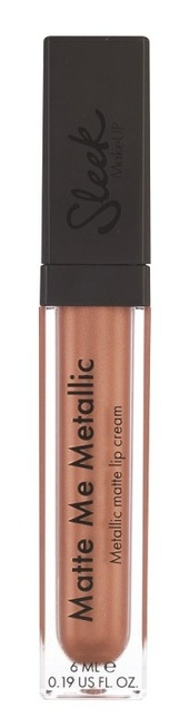 SLEEK MakeUP Блеск для губ 1044 / Roman Copper MATTE ME METALLIC 28 г