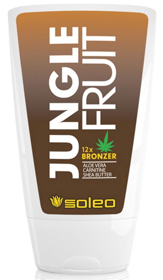 Купить SOLEO Мультибронзатор с пептидами, 12-кратный бронзатор / Jungle Fruit Basic 100 мл