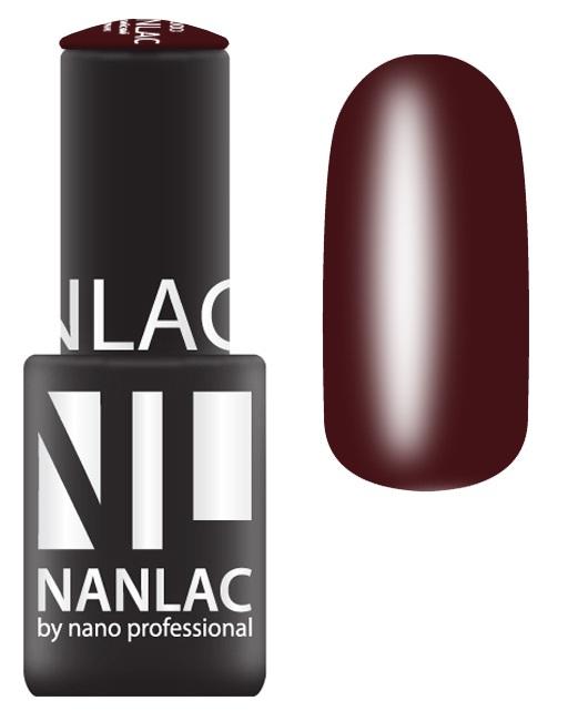 NANO PROFESSIONAL 2068 гель-лак для ногтей, фруктовая начинка / NANLAC 6 мл