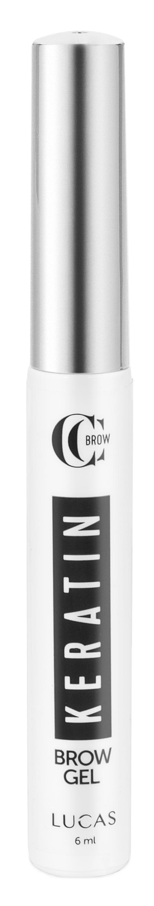 LUCAS' COSMETICS Гель с кератином для бровей / CC Brow Keratin brow gel 6 мл фото