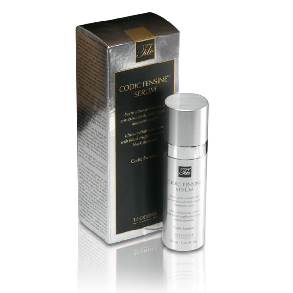 TEGOR Крем-эмульсия особого действия для кожи лица / Codic Fensine Serum DELUXE 30мл